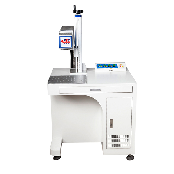 Cabinet CO₂ Glass Tube Laser Marking Machine