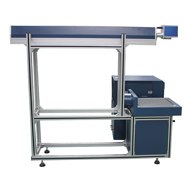 Glass Tube Split CO₂ Glass Tube Laser Marking Machine