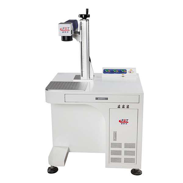 FST Cabinet Optical Fiber Marking Machine